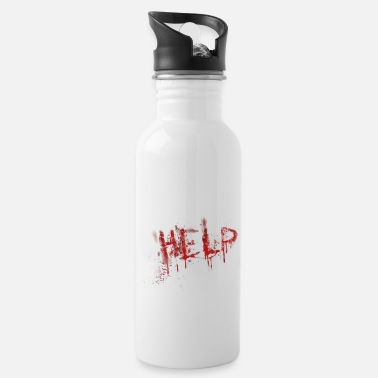 Helping Help - Water Bottle
