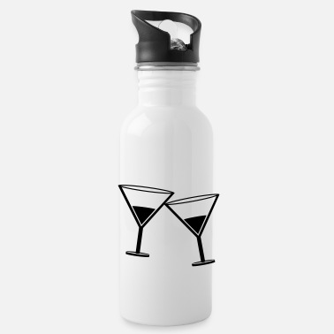 Martini martini - Water Bottle