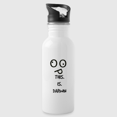 This Is Darwin - Water Bottle