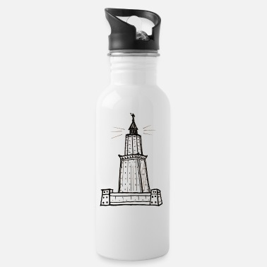 Lighthouse lighthouse - Water Bottle