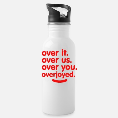 Over OVER - Water Bottle