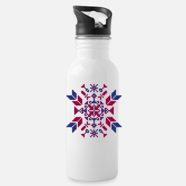 Tradition Traditional embroidery - Water Bottle