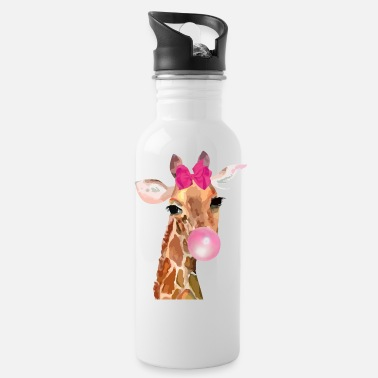 Bubblegum Giraffe Bubblegum - Water Bottle