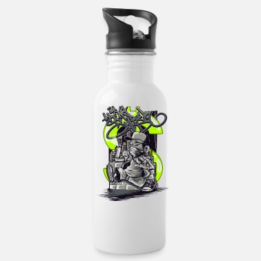 Sprayer Graffiti Sprayer - Water Bottle