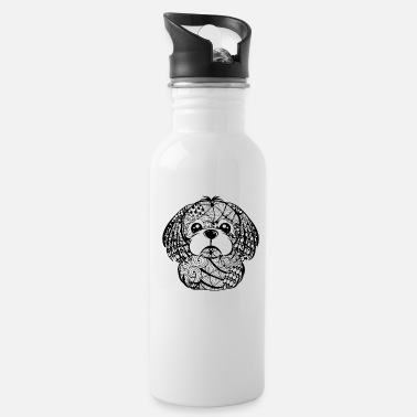 Buy Shih Tzu Dog T-Shirt - Water Bottle
