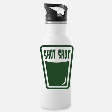 Shots Shot - Water Bottle