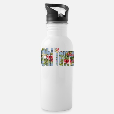 Chi Town chi town - Water Bottle