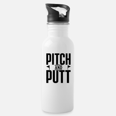Pitch Pitch and Putt Pitch and Putt Pitch and Putt - Water Bottle