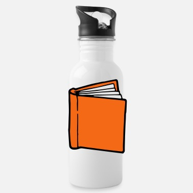 Book book - Water Bottle