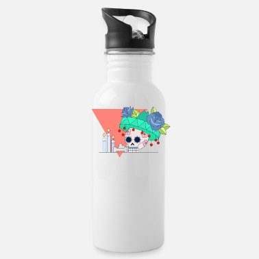 Day Of The Dead Day Of The Deads - Water Bottle