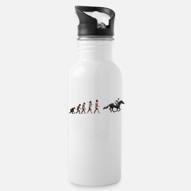 Equitation Rider horse equitation - Water Bottle