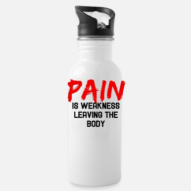 Pain Pain - Water Bottle