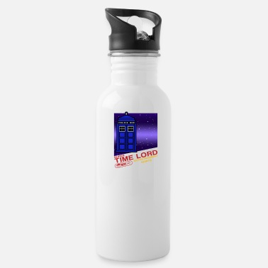 Time Lord Super Time Lord - Water Bottle