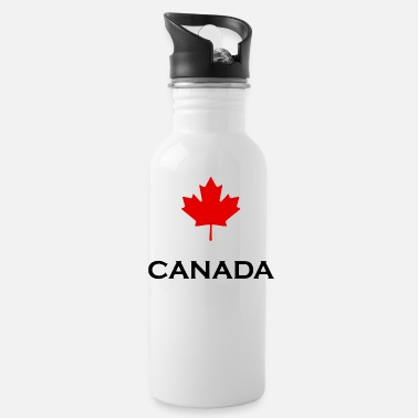 Maple maple leaf - Water Bottle