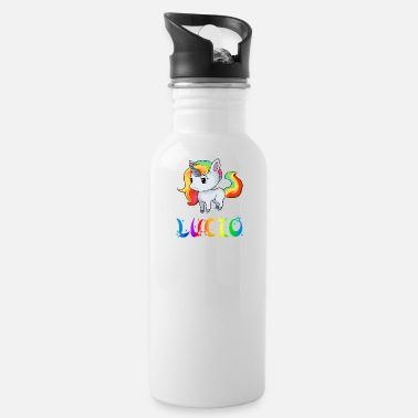 Lucio Lucio Unicorn - Water Bottle