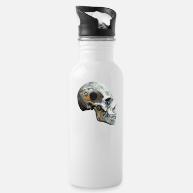 Skull skull - Water Bottle