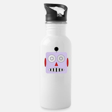 Fashionista Clothing Robot - Water Bottle