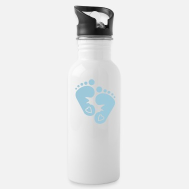 Feet feet - Water Bottle