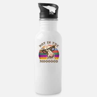 Mood Not In The Mood - Water Bottle