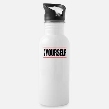 Yourself BE-YOURSELF - Water Bottle