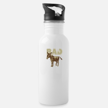 Ass Bad Donkey - Water Bottle