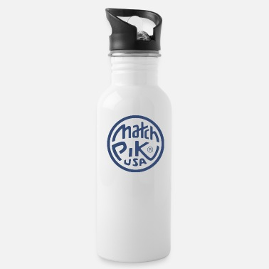 Pik Match Pik USA - Water Bottle