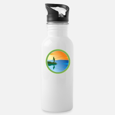 Fisher fisher - Water Bottle
