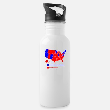 Trump Dumbfuckistan - Water Bottle