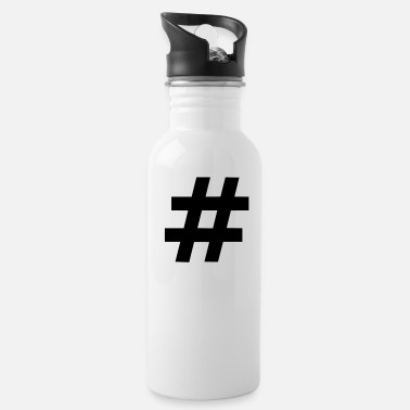 Number Number - Water Bottle