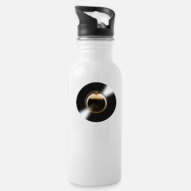 Record Label Brunswick Record Label - Water Bottle