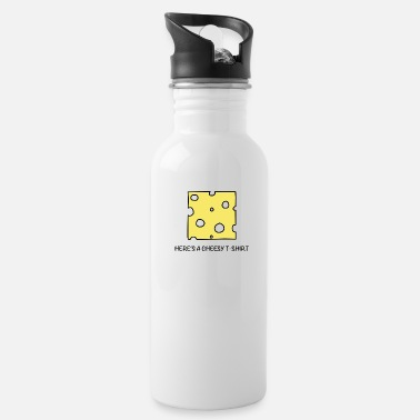 Cheesy Cheesy - Water Bottle