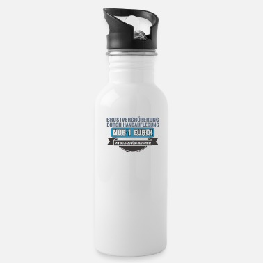 Funny Quotes funny quote - Water Bottle