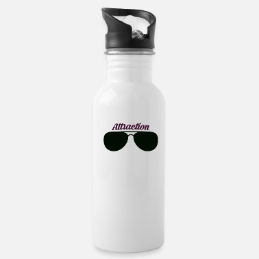 Attractive Sunglass Attraction - Water Bottle