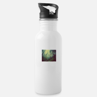 Green Greens - Water Bottle