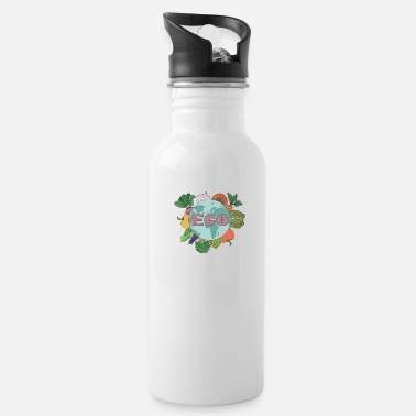 Enviromental Eco Recycle Environment Climate Change - Water Bottle