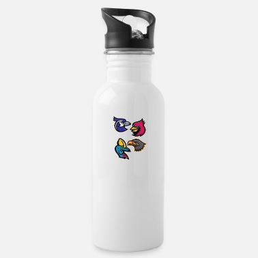 Sea Bird Wildlife Mascot Collection - Water Bottle