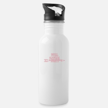 Petals Petal Patrol - Water Bottle