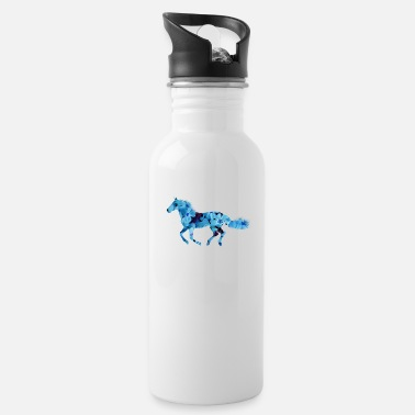 Gallop horse - Water Bottle