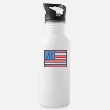 State USA - Water Bottle