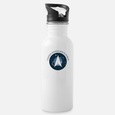 United united states space force - Water Bottle