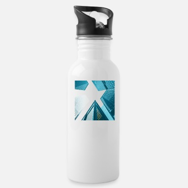 Building Buildings - Water Bottle