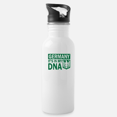 Democracy Germany it`s in my DNA Germany home - Water Bottle