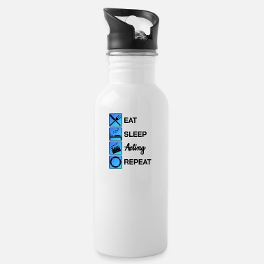 Performance Acting Actor Audition Gift - Water Bottle