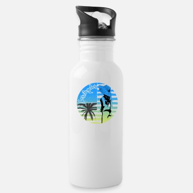 Los Angeles Los Angeles Beach Girl - Water Bottle