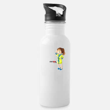 I'm cool - Water Bottle