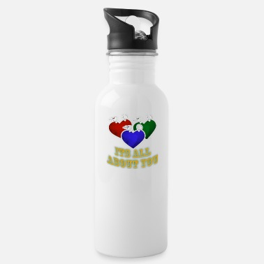 Romantic Romantic - Water Bottle