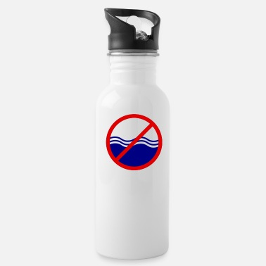 No Wave - Water Bottle