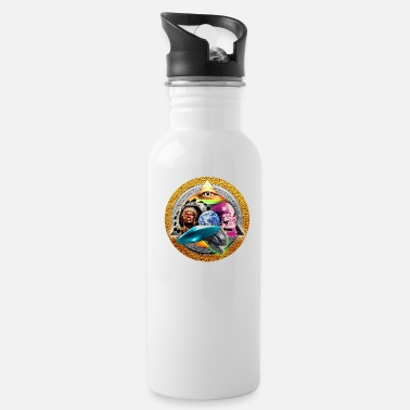 New Age New Age Logo - Water Bottle