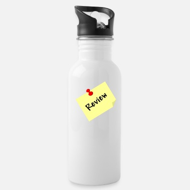 Review Review - Water Bottle