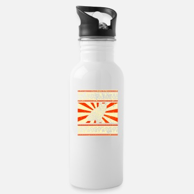 Design CRAZY OWL DESIGN - Water Bottle